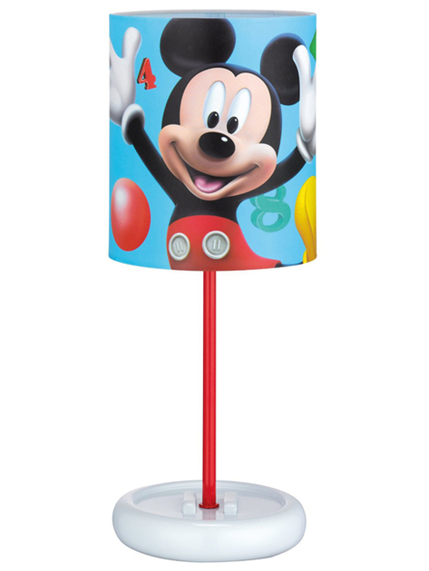 mickey luminaire lampe de chevet mickey decokids tous leurs h ros. Black Bedroom Furniture Sets. Home Design Ideas