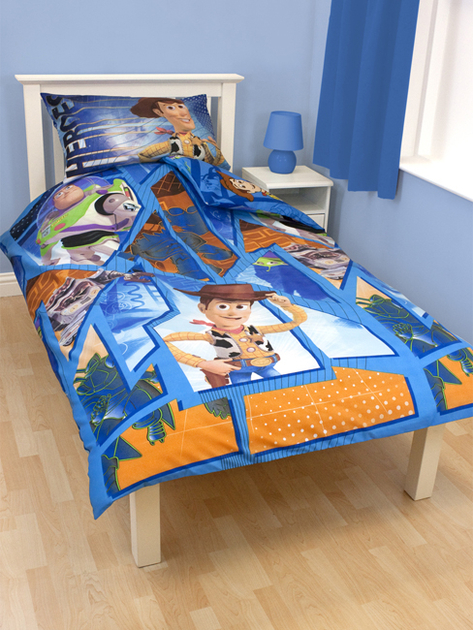 toy story parure de lit housse de couette 135 x 200. Black Bedroom Furniture Sets. Home Design Ideas