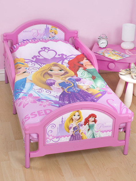 disney princesse parure de lit housse de couette 120. Black Bedroom Furniture Sets. Home Design Ideas