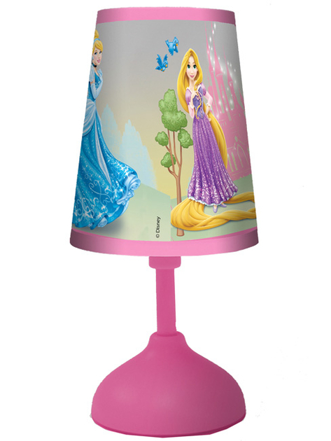 Lampe chevet princesse simple lampe a poser lampe de for Lampe de chevet princesse conforama