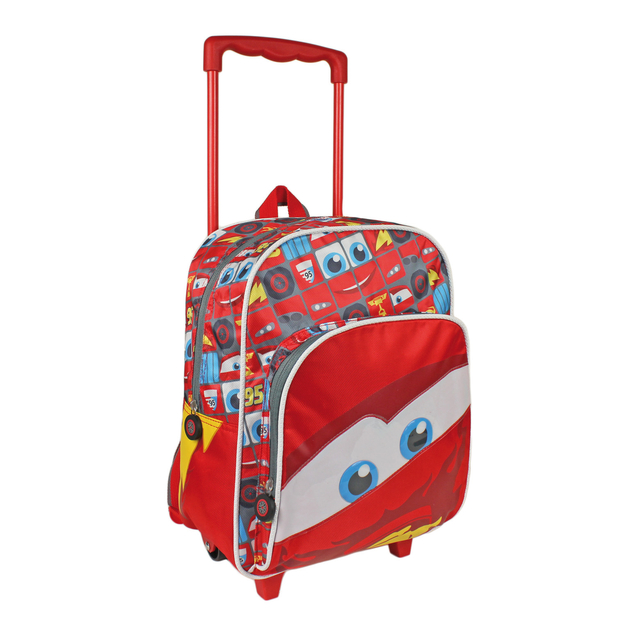 disney cars 2 trolley sac dos cartable 33 cm de hauteur disney cars decokids tous. Black Bedroom Furniture Sets. Home Design Ideas