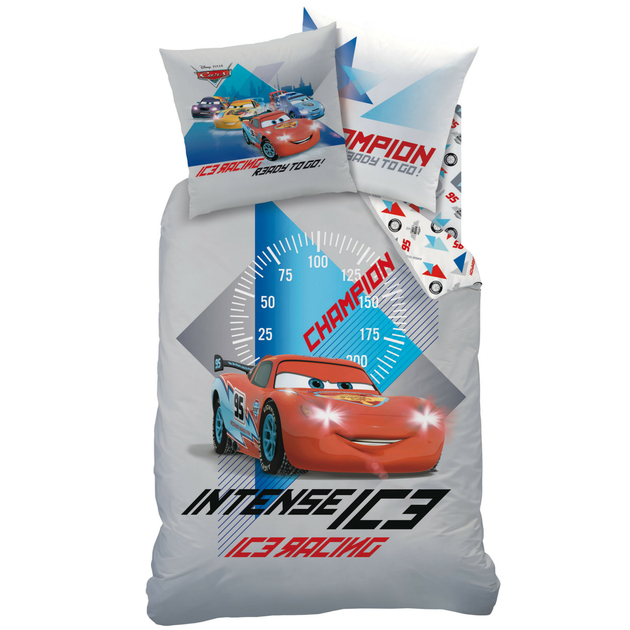 cars ready to go parure 140 x 200 coton r 233 f car427954 disney cars decokids tous