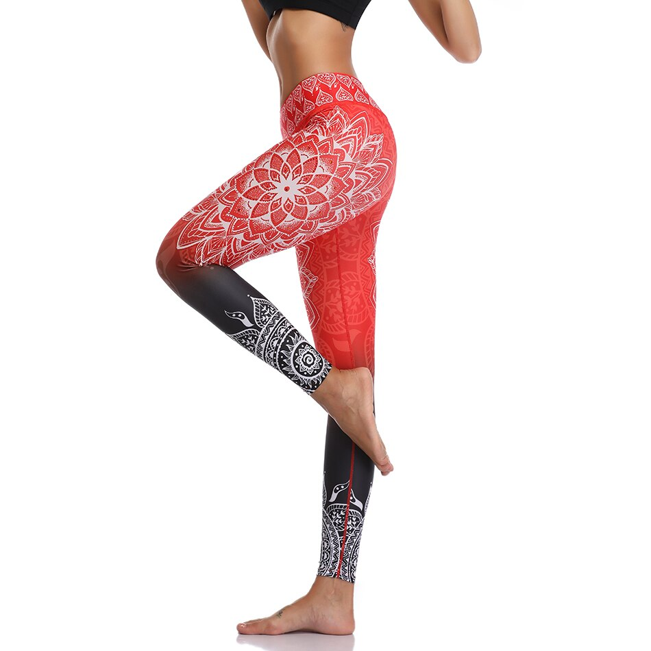 Legging gym yoga et fitness