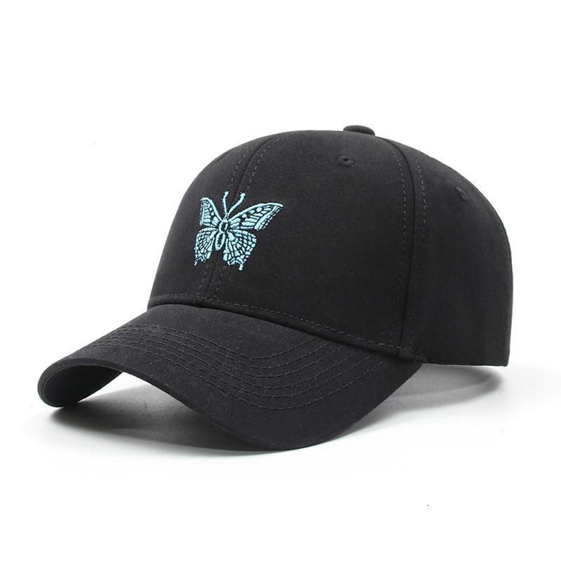 Casquette Baseball Papillon unisexe