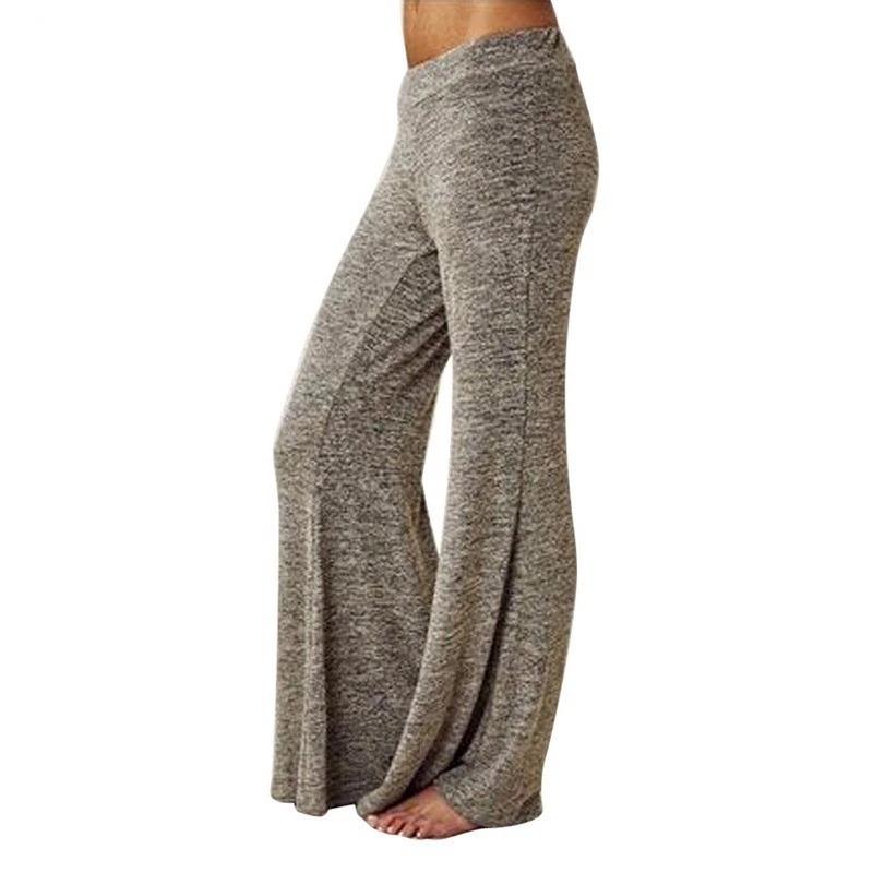 Pantalon Yoga grande Taille