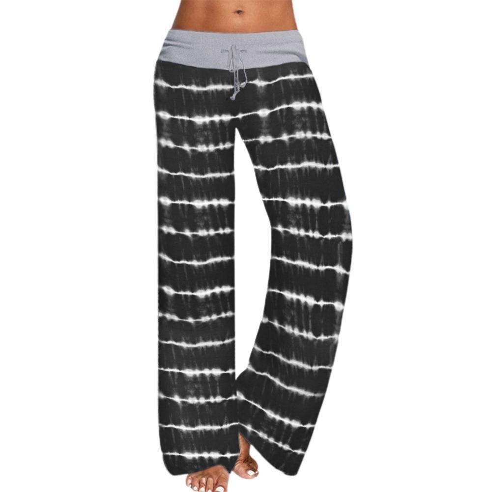 Pantalon de yoga fluide et large pour femme