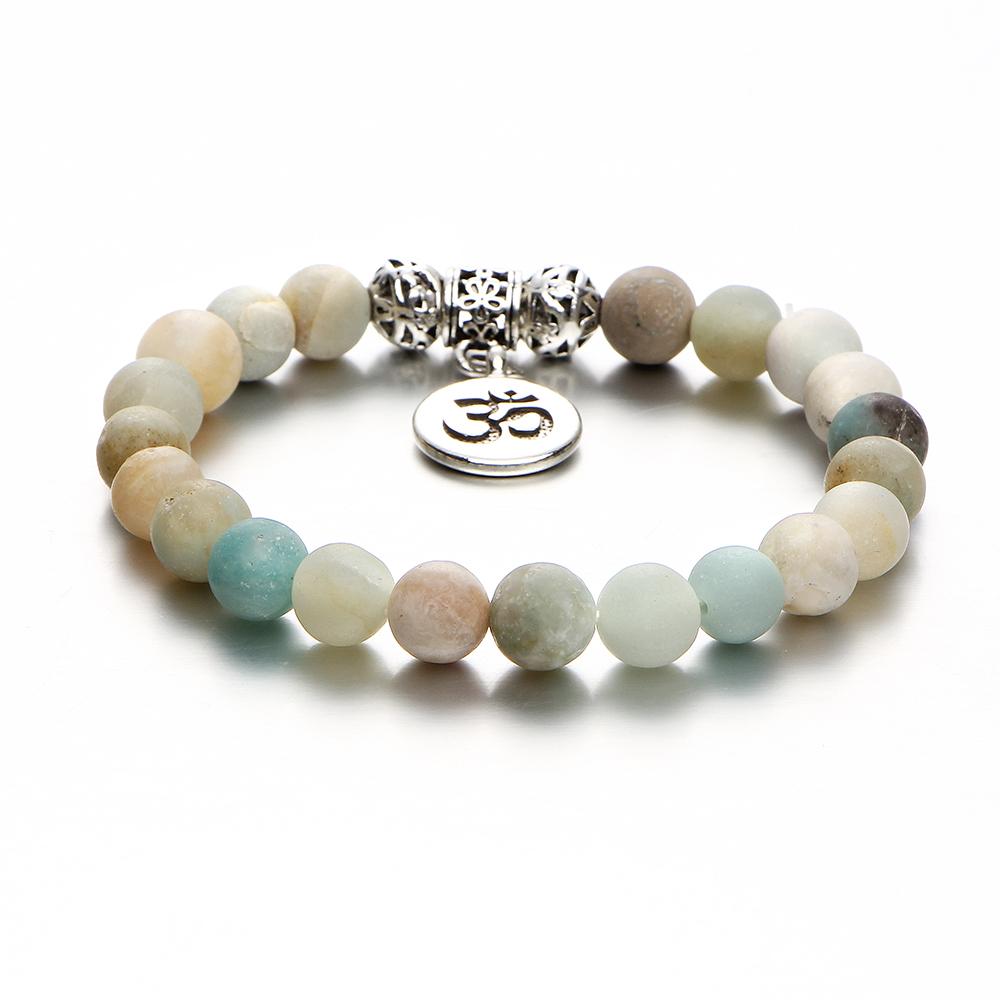 Bracelet en pierres naturelles AMAZA