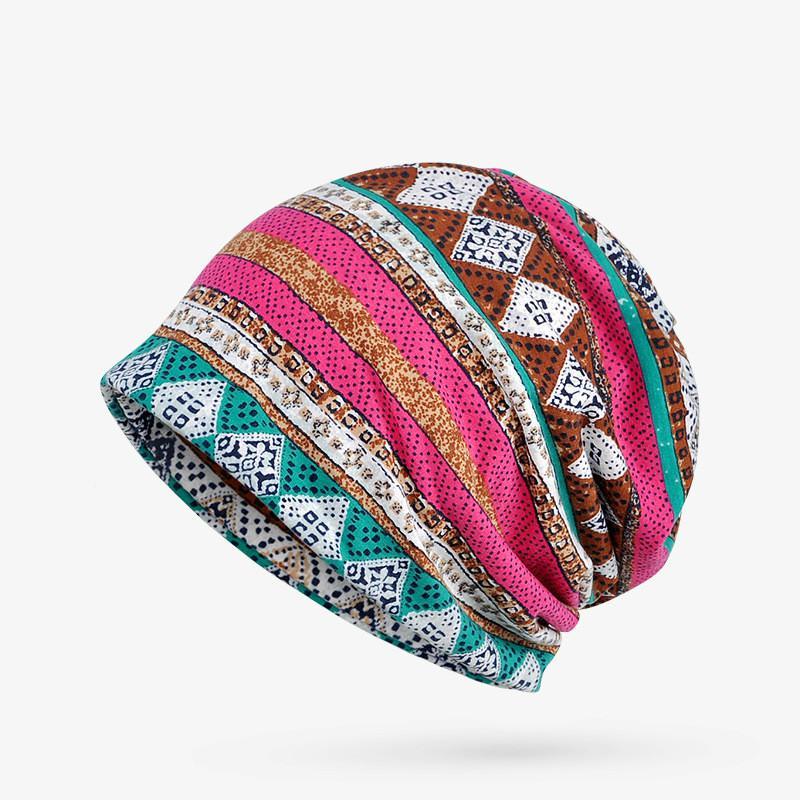 Bonnet - Tour de cou - INDO