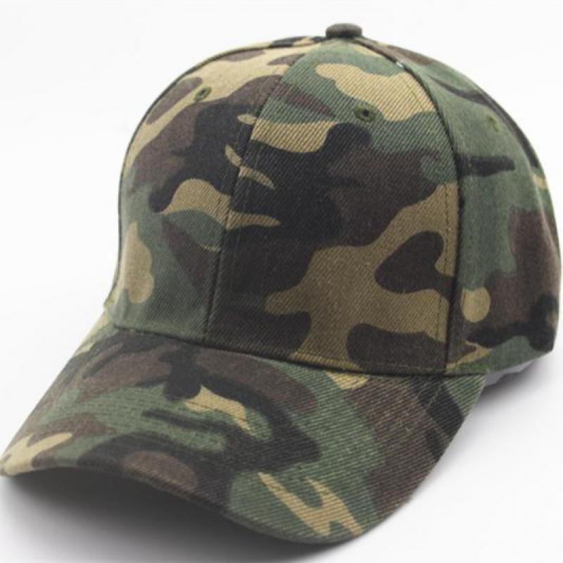 Casquette CAMO - camouflage militaire