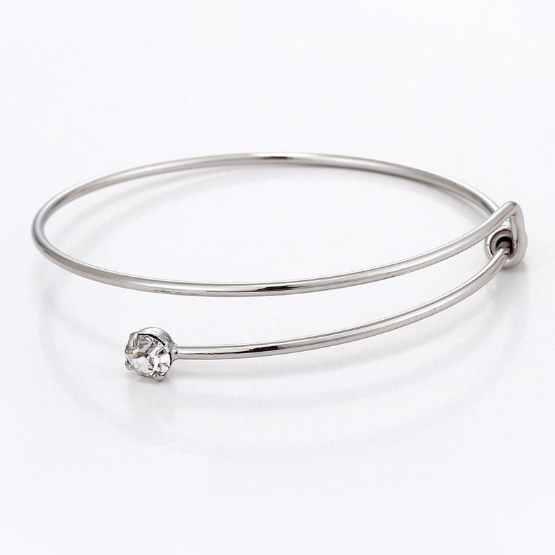 Bracelet métal et brillant - RESS