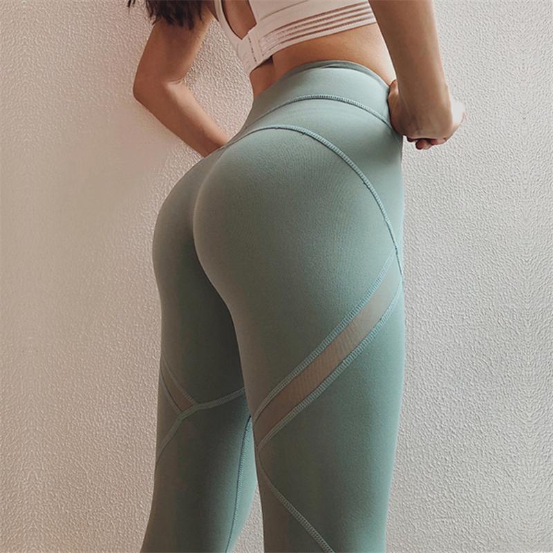 Leggings sport athlétique pour le yoga le fitness la gym la détente et la remise en forme