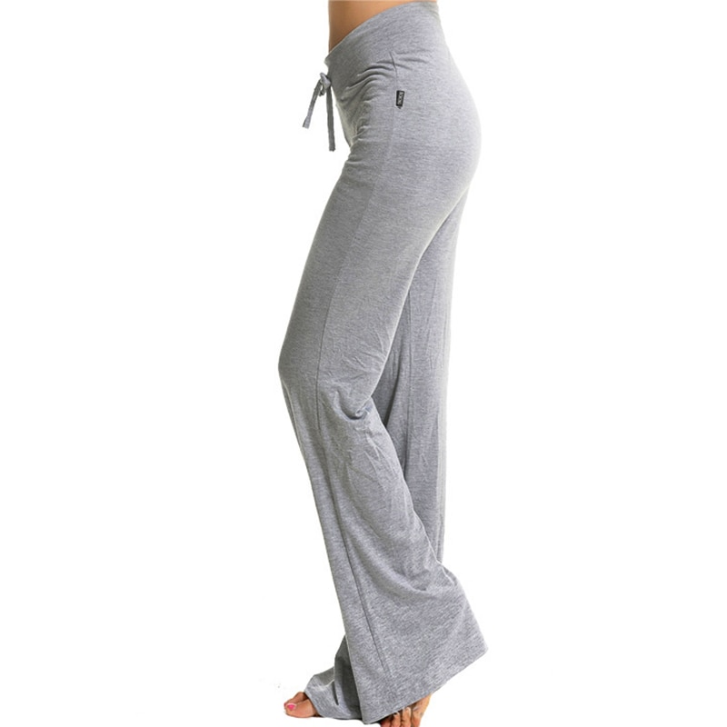 woogalf-pantalon-fin-yoga-sport-detente--gris