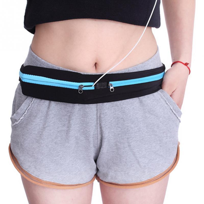 Sac ceinture tour de taille pour smartphone et accessoires pour le sport