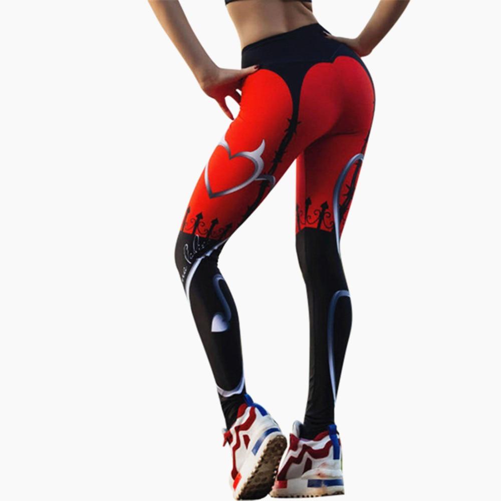 legging gym et fitness diabolique et sexy