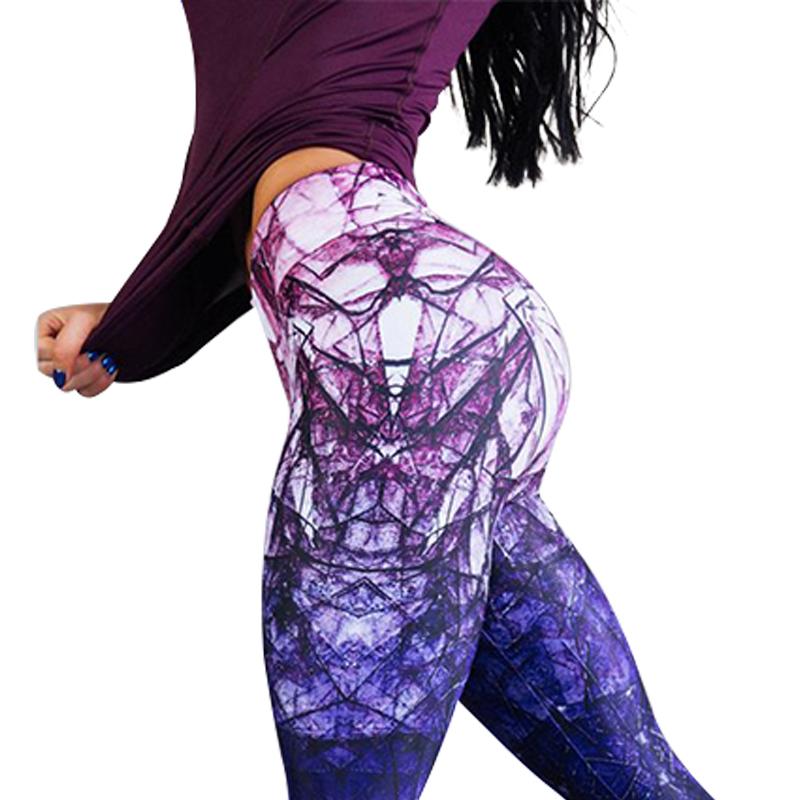 Leggings gym pour femme Fitness