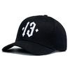 Casquette-de-Baseball-brod-e-pour-hommes-et-femmes-chapeau-num-ro-13-chapeau-de-sport