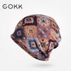 COKK-Chapeaux-D-hiver-Pour-Femmes-Turban-Chapeau-Femelle-D-hiver-Beanie-Vintage-Ethnique-Bas-Chapeau