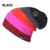 Hommes-Femmes-Ski-Chaud-Chapeaux-D-hiver-Tricoter-De-Patinage-Cr-ne-Caps-Pour-Femme-Col