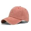 Casquette-de-Baseball-pour-hommes-D-contract-casquette-de-Baseball-en-coton-solide-Vantage-femmes-chapeaux