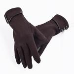 Femmes-cran-tactile-hiver-gants-automne-chaud-gants-poignet-moufles-conduite-Ski-coupe-vent-gant-luvas