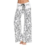 Femmes-Nouveau-Sexy-Impression-Coupe-Yoga-Pantalon-Ventre-Contr-le-D-entra-nement-En-Cours-D