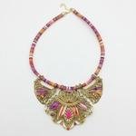 Boh-me-collier-et-pendentifs-pour-femmes-multicolore-d-claration-collier-ras-du-cou-boho-femme
