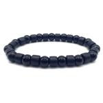 NAIQUBE-Mode-2018-Nouvelle-Perle-Ronde-Bracelets-Hommes-Simple-Classique-Pierre-Perle-Charme-Bracelets-et-Bracelets