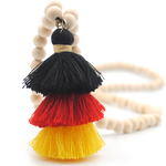 Yumfeel-Gland-Collier-Festival-10mm-Naturel-Ivoire-Blanc-Bois-Perl-Collier-3-Couches-Coton-Glands-Long