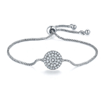 Bracelet STER blanc woogalf