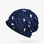 COKK-Femmes-de-Chapeau-D-hiver-Turban-Chapeau-Femelle-Double-Usage-Col-Hiver-Beanie-Ski-Chapeaux