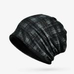 bonnet EKO femme hiver tour de cou