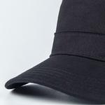 COKK-Casquette-Militaire-Chapeaux-Pour-Hommes-Femmes-Coton-Solide-Couleur-Noir-Arm-e-Casquette-Plate-Casquette