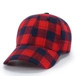 COKK-Coton-Casquette-de-Baseball-Hommes-Snapback-Chapeaux-Pour-Femmes-Plaid-Motif-Papa-Chapeau-Femme-Homme