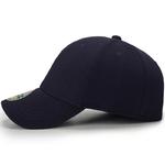 woogalf-OTO-Noir-Casquette-de-Baseball-Hommes-Snapback-Chapeaux-Casquettes-Hommes-Flexfit-fermée-Plein-profil