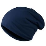 Printemps-Femmes-Hommes-Unisexe-Tricot-Chapeau-D-hiver-Casual-Bonnets-Solide-Couleur-Hip-Hop-Snap-Slouch