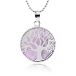 woogalf-violet-naturel-rond-pierre-gemme-kabbale-arbre-de-vie-colliers-pendentifs-rose-quartz-cristal-blanc-lapis