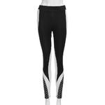 Legging-sport-fitness-nid-abeille-woogalf-mince-elastique-femme-sexy-face