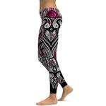 leggings-fitness-sport-crossfit-yoga-woogalf-noir-rose