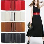 Woogalf-nouvelle-taille-ceintures-femmes-De-Mode-Lady-solide-Stretch-lastique-Large-Ceinture-Robe-large-Parure-1