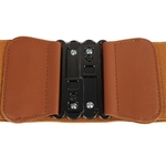 Woogalf-nouvelle-taille-ceintures-femmes-De-Mode-Lady-solide-Stretch-lastique-Large-Ceinture-large-Robe-Parure-4