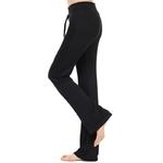 woogalf-pantalon-fin-yoga-sport-detente-noir
