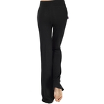 woogalf-pantalon-fin-yoga-sport-detente-noir-face