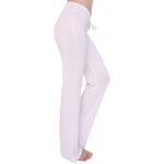 woogalf-pantalon-fin-yoga-sport-detente-blanc