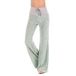 pantalon-de-yoga-pour-Femme-woogalf--Stripe-Imprimer-Yoga-Pantalon-L-che-Pantalon-Large-de-Jambe-Compl-te-Haute-Taille-Courir