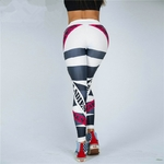 SVOKOR-Letter-Print-Leggings-Women-Fitness-High-Waist-Push-Up-Trousers-Breathable-And-Comfortable-Workout-Girl
