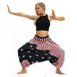 Femmes-hommes-pantalons-d-contract-femme-taille-haute-jambe-large-Harem-pantalon-Baggy-Boho-l-cheawoogalf-sarouel-femme-boheme-zen-detente-6