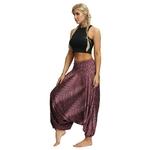 woogalf-sarouel-femme-grande-taille-Harem-pantalon-Baggy-Aladdin-Boho-Festival-Hippy-4