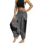 woogalf-sarouel-femme-grande-taille-Harem-pantalon-Baggy-Aladdin-Boho-Festival-Hippy-1
