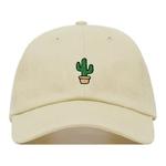 Mode-coton-sauvage-casquette-de-baseball-cactus-brod-papa-chapeau-personnalisable-chapeau-hip-hop-chapeaux-sport