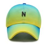 Casquette-de-couleur-d-grad-pour-femmes-Casquette-de-baseball-casquette-de-printemps-et-d-automne